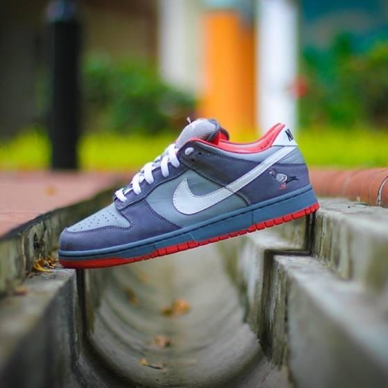 "Sneaker Fest – Nike SB Dunk Low ""Pigeon"" b3be1a17277"